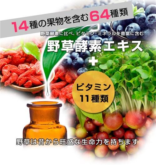 野草酵素エキス