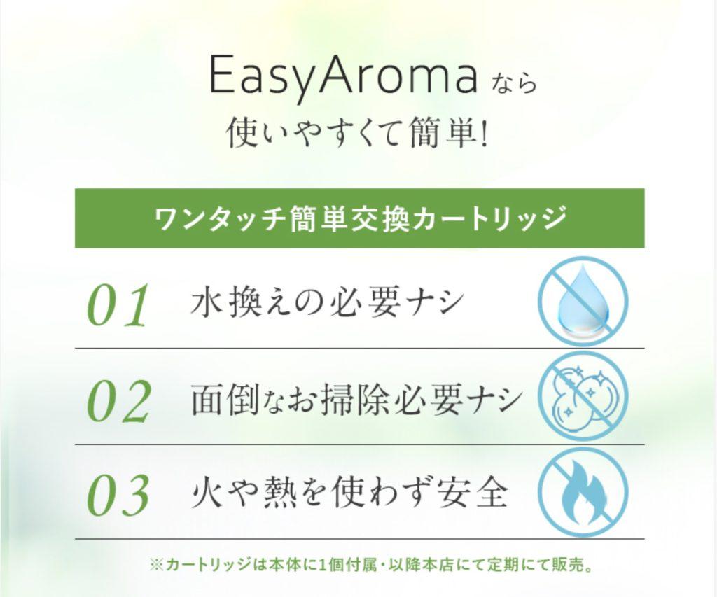 イージーアロマ使い方1
